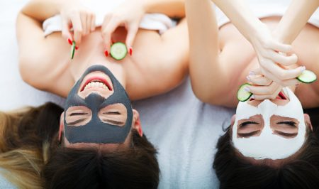 Spa day pamper parties