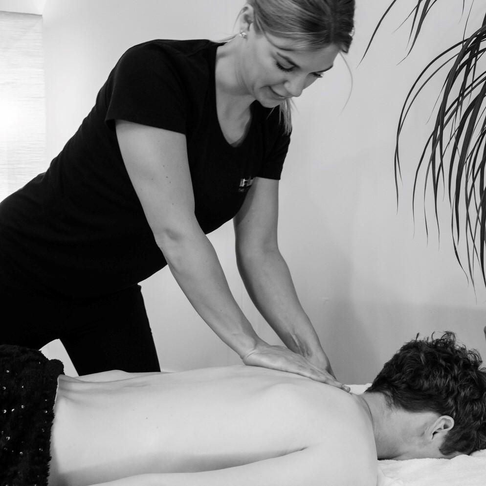 The Little City Spa massage treatment