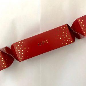 OPI Christmas Cracker