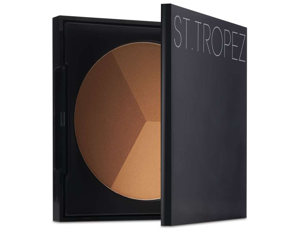 St. Tropez 3 in 1 Powder Bronzer