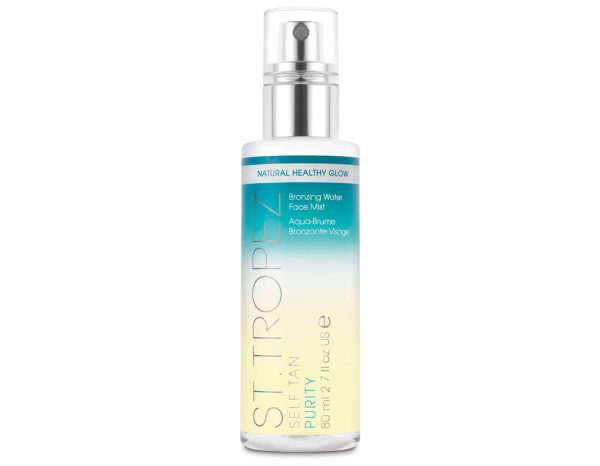 St. Tropez Purity Mist face tan