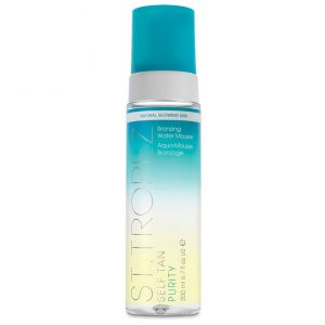 St. Tropez Purity water mousse