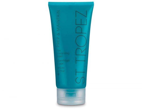 St. Tropez tan enhancing body polish