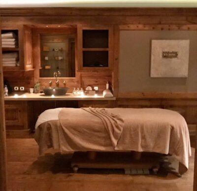 Treatment Locations, Sports massage
